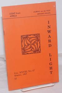 image of Inward Light: vol. 28, #67, Spring 1965