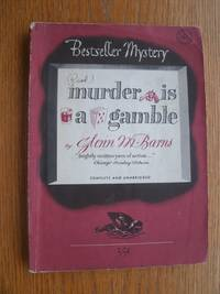 image of Murder is a Gamble # B 162