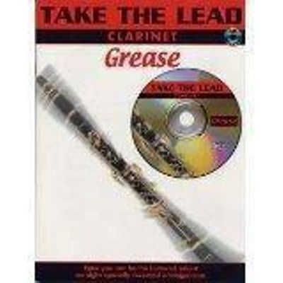 Take the Lead Clarinet. GREASE by Album - from Music by the Score and Biblio.co.uk