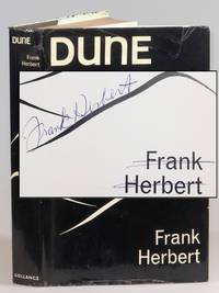 Dune, signed by the author