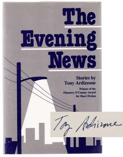 Athens, GA: University of Georgia Press, 1986. First edition. Hardcover. His third book, a collectio...