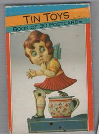 Tin Toys: Book of 30 Postcards