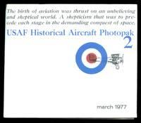 USAF Historical Aircraft Photopak 2, March 1977