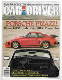 Car and Driver February 1983 Volume 28, Number 8