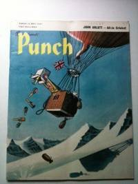 PUNCH  JOHN ARLOTT -- All-in  Cricket  10 MAY 1967