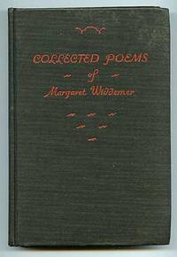 Collected Poems of Margaret Widdemer
