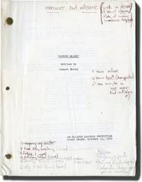 Oxford Blues (Original screenplay for the 1984 film, with notations throughout)