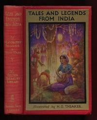 Tales and Legends from India - The Noose of Fate,  The Vengeance of Manasa, The Adventures of Rama and Sita, The Curse of Kali, The Hare in The Moon, The Boy Who Could See Footsteps, The Story of The White Elephant, Sakuntala or The Ring of Remembrance