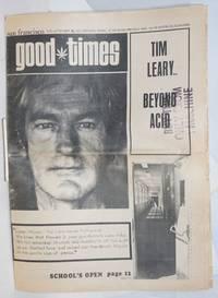 San Francisco Good Times; Vol. 3, No. 37, Sept. 18, 1970