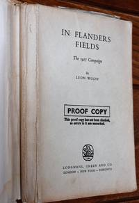 IN FLANDERS FIELDS The 1917 Campaign [Proof Copy]