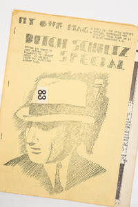 image of My Own Mag: Issue 13. The Dutch Schultz Special
