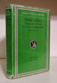 HISTORY OF THE PELOPONNESIAN WAR BOOKS III-IV