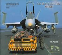 F/A-18 A/C & CF-18C HORNET.  LOCK ON NO. 15 AIRCRAFT PHOTO FILE.