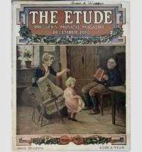 Signor Lucius Nero Etude December 1919 Girl Dancing to Accordion Music
