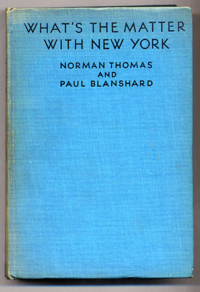 New York: Macmillan, 1932. Hardcover. Very Good. First edition. Very good with a faded spine and bro...