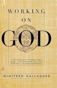 image of Working on God (Modern Library Paperbacks)