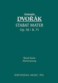 Stabat Mater, Op.58 / B.71