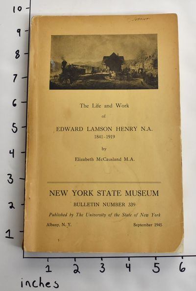 Albany, NY: University of The State of New York, 1945. Softcover. VG (covers chipped and loose with ...