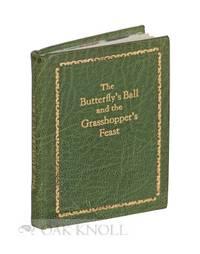 Boston: Anne & David Bromer, 1977. full green leather stamped in gilt. Miniature Books. miniature bo...
