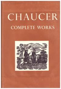 image of CHAUCER - COMPLETE WORKS