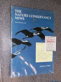 The Nature Conservancy News, 6 issues (1984 Annual Report, 1985; January/February, May/June, September/October, November/December, 1986; January-March) Magazines