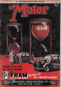 The Motor: The National Motor Journal, February 26, 1941 (Volume LXXIX, Number 2044)