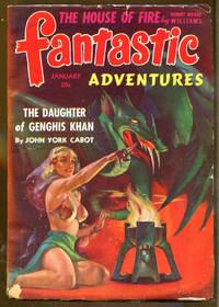 Fantastic Adventures: January, 1942