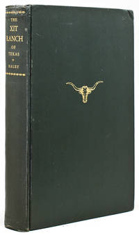 The XIT Ranch of Texas and the Early Days of the Llano Estacado by Haley, J. Evetts - 1929
