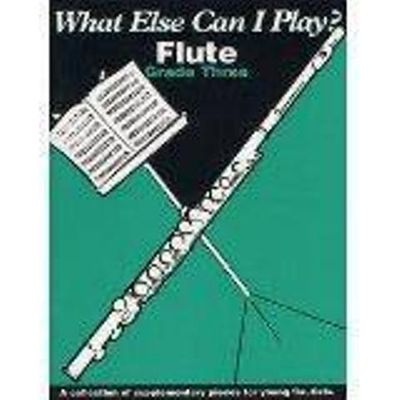 What Else Can I Play?  FLUTE Grade 3. by Album - from Music by the Score and Biblio.co.uk