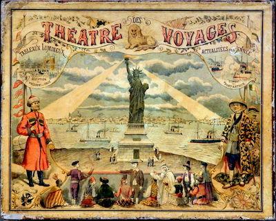 Théâtre des Voyages. Le Tour du...