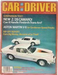 Car and Driver April 1977 Volume 22, Number 10