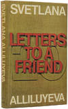 image of Twenty Letters To A Friend