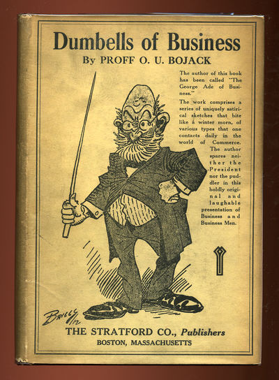 Boston: Stratford Company, 1922. Hardcover. Very Good/Very Good. First edition. Very good plus in a ...