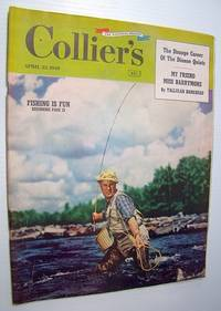 Collier's - The National Weekly Magazine, April 23, 1949 - The Dionne Quints
