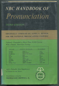 image of NBC Handbook of Pronunciation: Third Edition