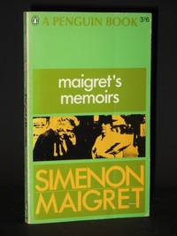 Maigret's Memoirs: (Penguin Book No. 2503)