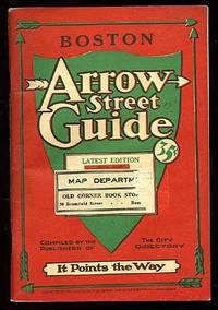 Boston Street Directory [cover title]: Boston. Arrow Street Guide
