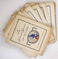 La Grande guerre par les artistes, fascicules 1 à 20