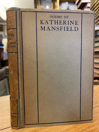 Poems by  Katherine Mansfield - Hardcover - New Edition - 1930 - from Foster Books (SKU: 63815)