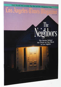 Los Angeles Times Magazine, July 12, 1987: The Stories Behind the Doors on One Block of Los Angeles by Max Aguilera-Hellweg