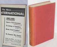 The new international; an organ of revolutionary Marxism.  Vol. 27, no. 1 January-February 1951, whole no. 146 to vol. 28, no. 6, November-December, 1952, whole no. 157