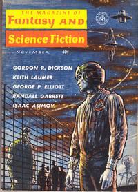 Fantasy Science Fiction, November 1961