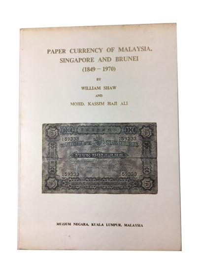 Kuala Lumpur: Muzium Negara, 1971. 1st ed. Hardcover. Very Good/Very Good. map on front endpaper, vi...