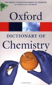 image of Oxford Dictionary of Chemistry (Oxford Quick Reference)