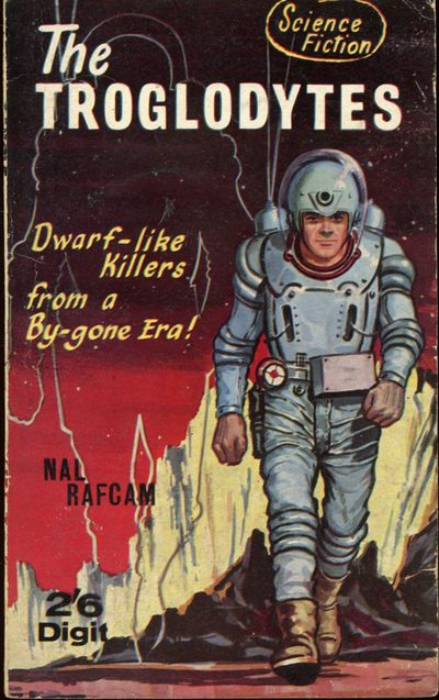 London: Brown, 1962. Small octavo, pictorial wrappers. First paperback edition. Digit Books R587. A ...