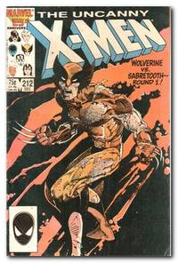 image of Uncanny X-Men #212 December 1986