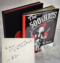 The 500 Hats of Bartholomew Cubbins (Signed by Dr. Seuss)