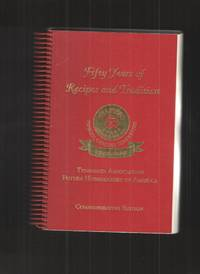 image of Fifty Years of Recipes and Tradition Tennessee Association Future  Homemakers of America