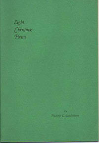 CHRISTMAS KEEPSAKE. EIGHT CHRISTMAS POEMS.