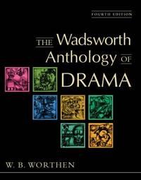 image of The Wadsworth Anthology of Drama